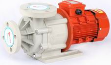 MSP Series Magnetic Chemical Pumps