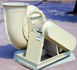 big size diameter 2500mm frp fan